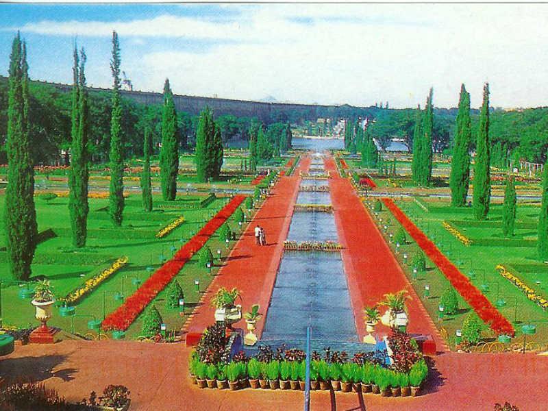 tourist places in mysore